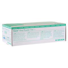 VASCO Vinyl powderfree Handschuhe unsteril Gr.S 100 Stück