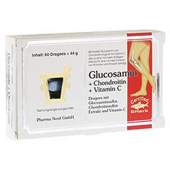 GLUCOSAMIN+CHONDROITIN Pharma Nord Dragees 60 Stück