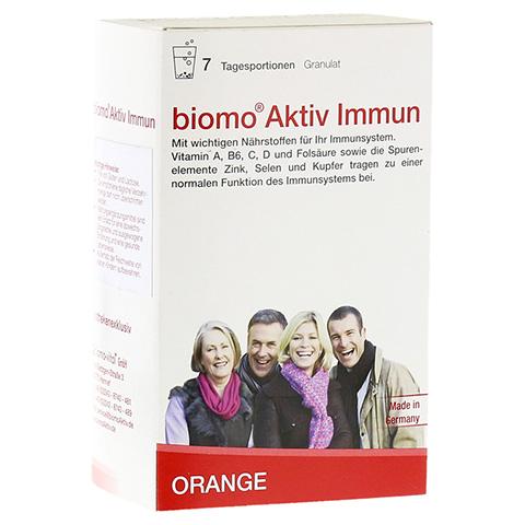 BIOMO Aktiv Immun Granulat 7 Stück