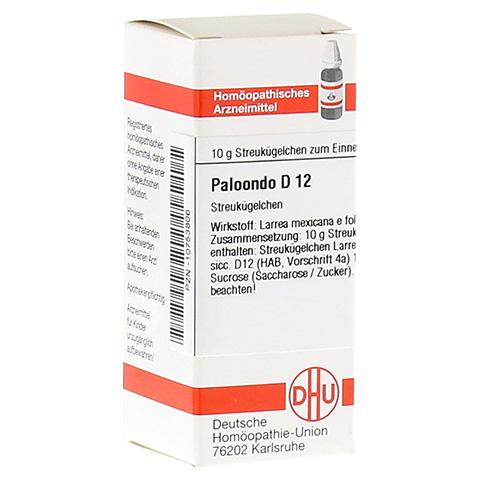 PALOONDO D 12 Globuli 10 Gramm N1