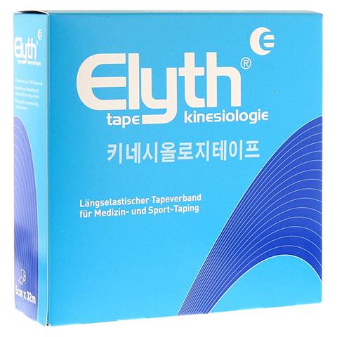 KINESIOLOGIE Tape Elyth 5 cmx32 m blau 1 Stück