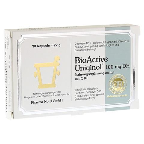 BIOACTIVE Uniqinol 100 mg QH Pharma Nord Kapseln 30 Stück