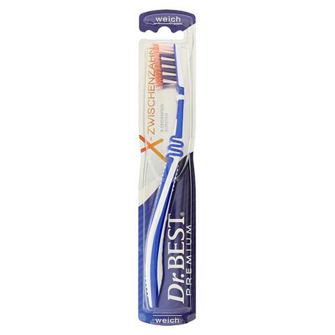 DR.BEST Zahnbürste X-Zwischenzahn weich 1 Stück