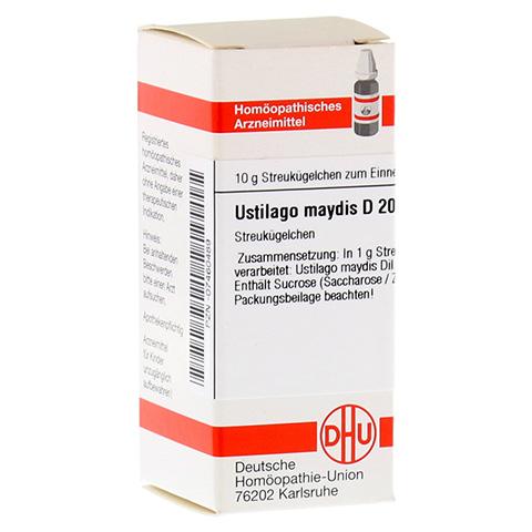 USTILAGO MAYDIS D 200 Globuli 10 Gramm N1