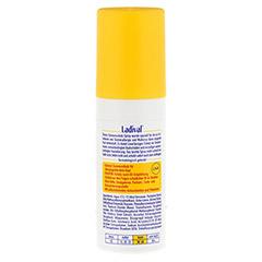 LADIVAL allergische Haut Spray LSF 30 150 Milliliter - Linke Seite