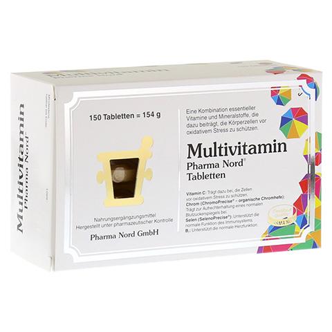 MULTIVITAMIN PHARMA Nord Tabletten 150 Stück