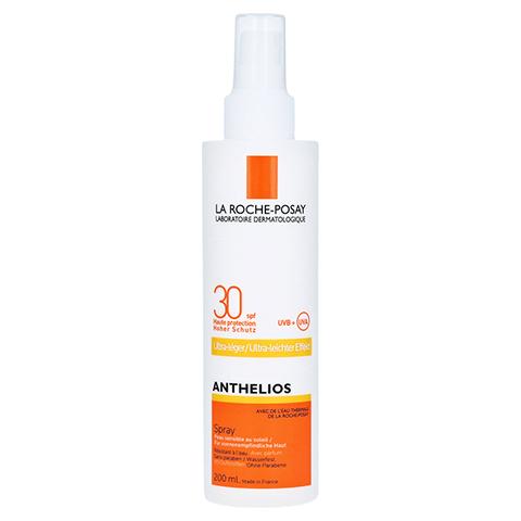 La Roche-Posay Anthelios Sonnenschutz Spray LSF 30 Ultra-leicht 200 Milliliter