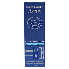 AVENE MEN After-Shave Balsam 75 Milliliter - Vorderseite