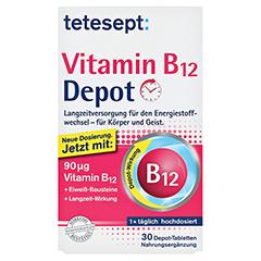TETESEPT Vitamin B12 Depot Filmtabletten 30 Stück - Vorderseite