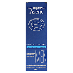 AVENE MEN After-Shave Fluid 75 Milliliter - Vorderseite