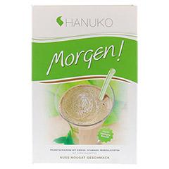 HANUKO Morgen Frühstücksdrink Nussnougat Pulver 1000 Gramm - Vorderseite