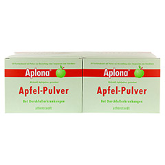 APLONA Pulver 2x50 Stück N3 - Vorderseite