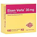 Eisen Verla 35mg 100 Stück N3
