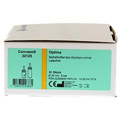 CONVEEN Optima Kondom Urinal 5 cm 25 mm 22125 30 Stück - Linke Seite