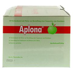 APLONA Pulver 2x50 Stück N3 - Linke Seite