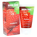 ANNE lind Body Lotion strawberry 150 Milliliter