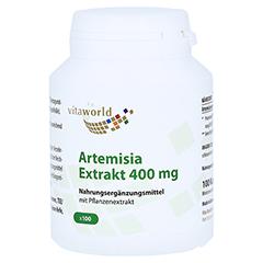 ARTEMISIA EXTRAKT 400 mg Kapseln 100 Stück