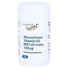 MENACHINON Vitamin K2 100 µg Kapseln 60 Stück
