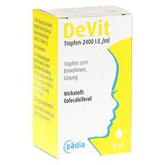 DEVIT Tropfen 2400 I.E./ml Tropfen zum Einnehmen 10 Milliliter N1