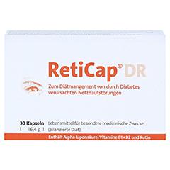RETICAP DR Kapseln 30 Stück - Vorderseite