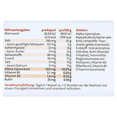 RETICAP DR Kapseln 30 Stück - Rückseite