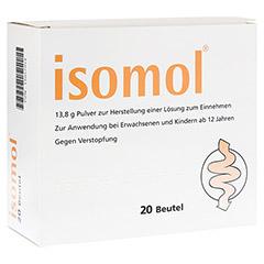 ISOMOL Plv.z.Herst.einer Lösung zum Einnehmen 20 Stück