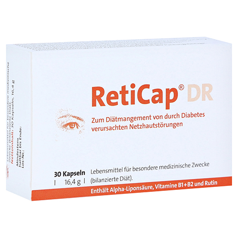 RETICAP DR Kapseln 30 Stück