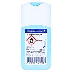 Sterillium Protect & Care Hände Gel 35 Milliliter - Rückseite