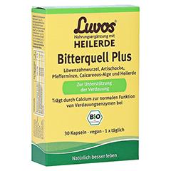 LUVOS Heilerde Bio Bitterquell Plus Kapseln 30 Stück