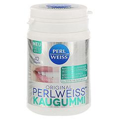 PERLWEISS Kaugummi Original 61 Gramm