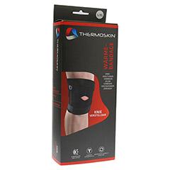 THERMOSKIN Wärmebandage Knie verstellbar L/XL 1 Stück