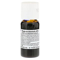 THUJA OCCIDENTALIS 20% äußerlich Tinktur 50 Milliliter N1