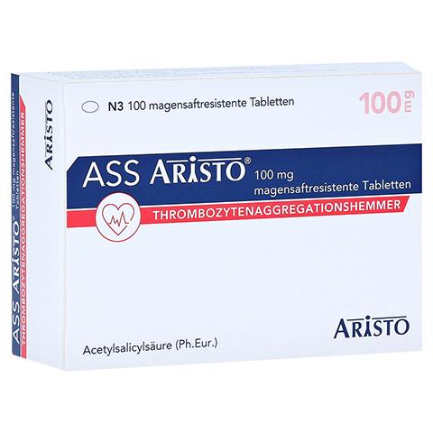 ASS Aristo 100mg 100 Stück N3