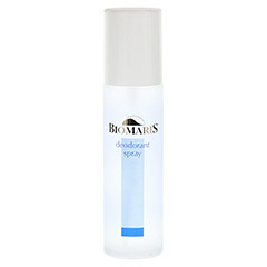 BIOMARIS Deodorant Spray 75 Milliliter