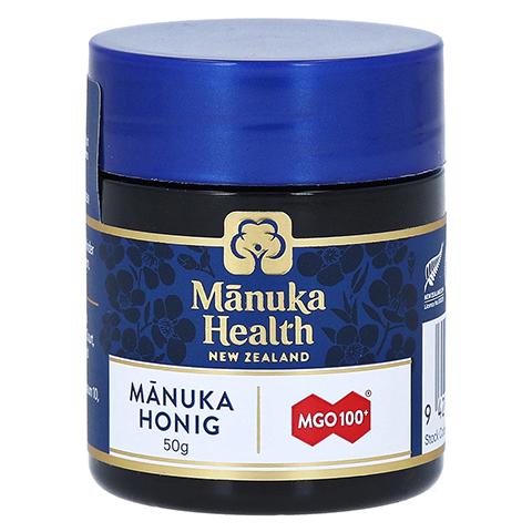MANUKA HEALTH MGO 100+ Manuka Honig mini 50 Gramm