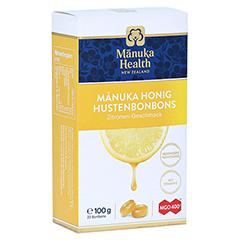 MANUKA HEALTH MGO 400+ Lutschbonb.Zitrone 100 Gramm