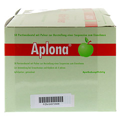 APLONA Pulver 2x50 Stück N3 - Rechte Seite