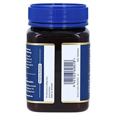MANUKA HEALTH MGO 100+ Manuka Honig 500 Gramm - Rückseite