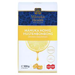 MANUKA HEALTH MGO 400+ Lutschbonb.Zitrone 100 Gramm - Vorderseite