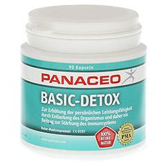 PANACEO Basic-Detox Kapseln 90 Stück