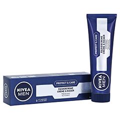 NIVEA MEN Rasiercreme mild 100 Milliliter