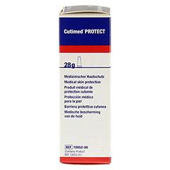 CUTIMED Protect Creme 28 Gramm - Rechte Seite