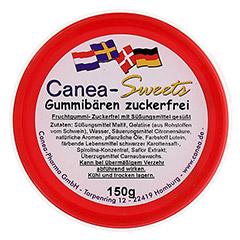 GUMMIBÄREN zuckerfrei 150 Gramm