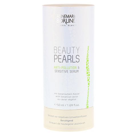 BEAUTY PEARLS Anti-Pollution & Sensitive Serum 50 Milliliter