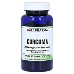 CURCUMA 200 mg Kapseln 90 Stück