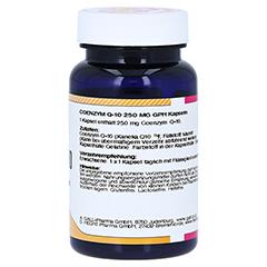 COENZYM Q10 250 mg GPH Kapseln 30 Stück - Linke Seite