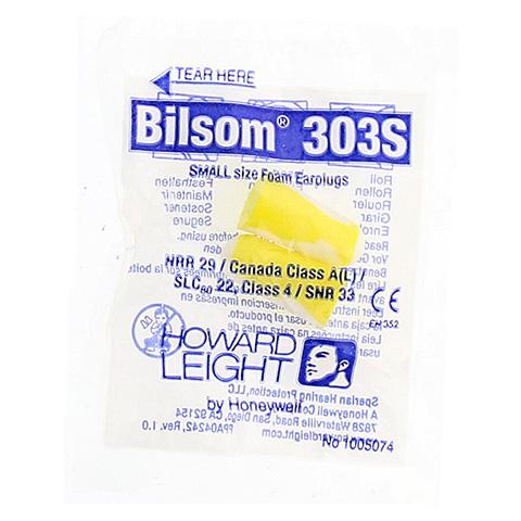 BILSOM 303 small Gehörschutzstöpsel 2 Stück