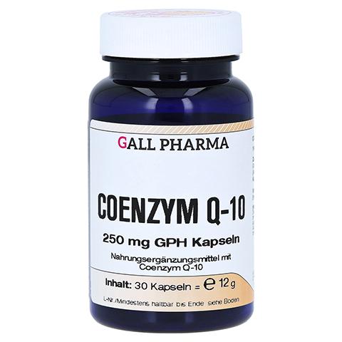 COENZYM Q10 250 mg GPH Kapseln 30 Stück