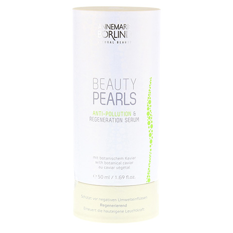 BEAUTY PEARLS Anti-Pollution & Regeneration Serum 50 Milliliter