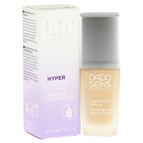 DADO Hypersensitives Make-up beige 01k 30 Milliliter